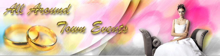 All Around Town Events - Your source for event venue and service selection.